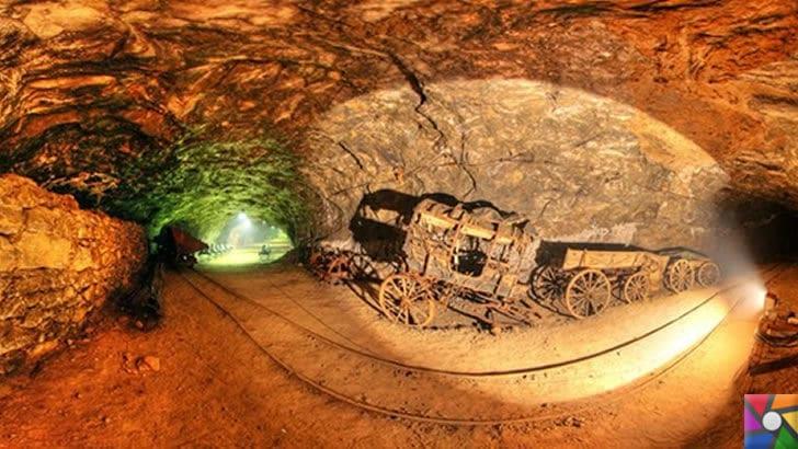 Gangra (Çankırı) Antik Kenti nerede? Tarihçesi ve Kalıntıları | Tuz Mağara içi