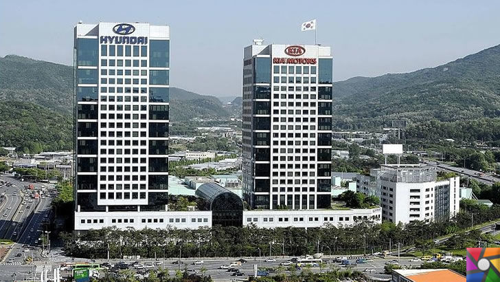 Hyundai ve Kia otomobillerinin bazı modellerinde güvenlik açığı var! | Seul'deki Hyundai ve Kia yönetim merkezleri