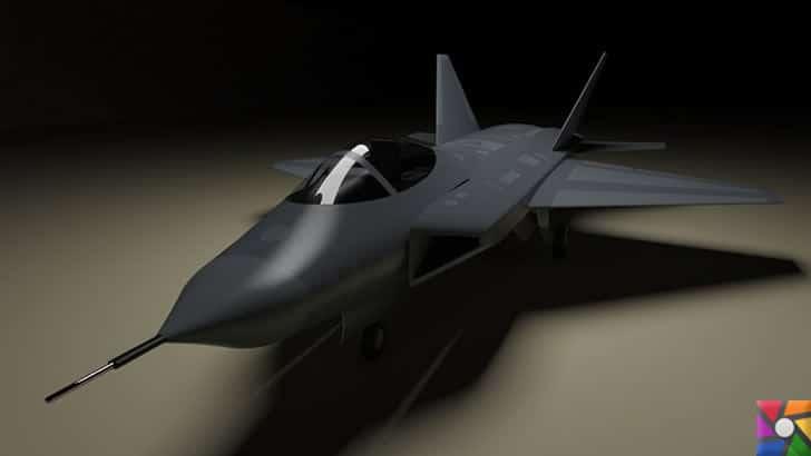 Kale grubu İngiliz Rolls Royce ile yerli savaş uçağımızı yapacak | TF-X