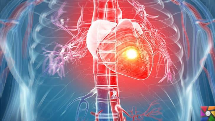 Kalp Krizi en çok Ağrı Kesici alma döneminde gerçekleşiyor! | Kalp Krizi noktasal göğüs ağrısı ile başlar