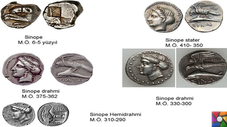 Sinope Antik Kenti Tarihçesi ve Kalıntıları nelerdir? Nerede, Nasıl Gidilir? | Sinop Sikkeleri