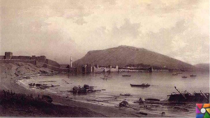 Sinope Antik Kenti Tarihçesi ve Kalıntıları nelerdir? Nerede, Nasıl Gidilir? | Sinop Kalesi eski fotoğrafı