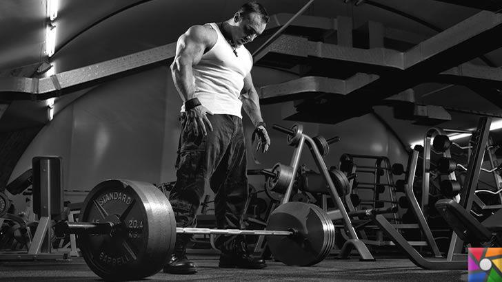 Spor yaparken ve yemek yerken alınan acı hissi neden zevk verir? | Ağır sporlarda vücut ağrıyı dindirmek için doğal tepkimeler yapar