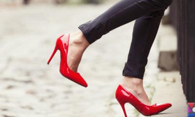 Sivri ve Topuklu Ayakkabılar zararlıdır ama neden vazgeçilmez?