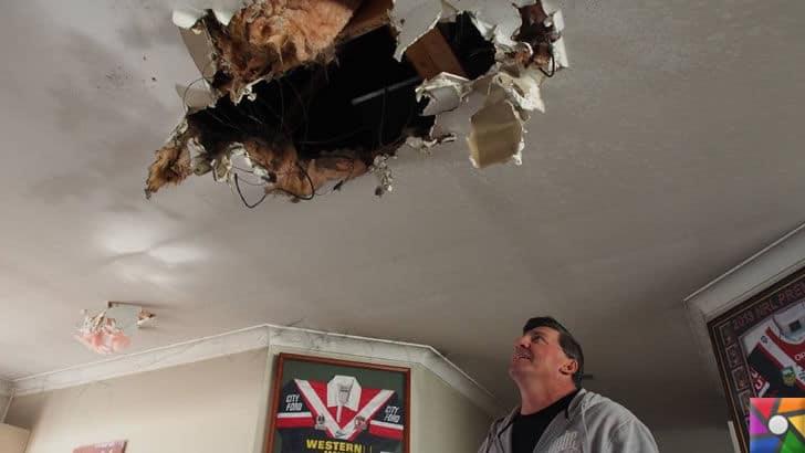 Yıldırım çarpan insana neler olur? Yıldırım Çarpması Nedir? | Avusturalya'da Evin tavanını yaran yıldırım çarpması