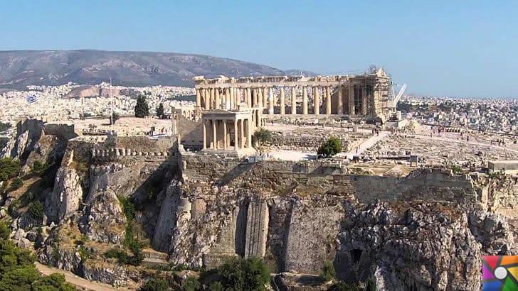 Arkeoloji'de kullanılan terimler nelerdir? Arkeoloji Sözlüğü | Yunan Akropol Fotoğrafı