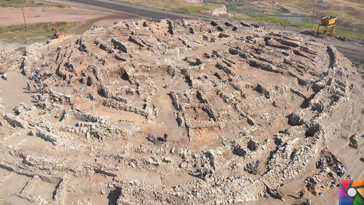 Arkeoloji'de kullanılan terimler nelerdir? Arkeoloji Sözlüğü | Seyitömer Höyük Fotoğrafı