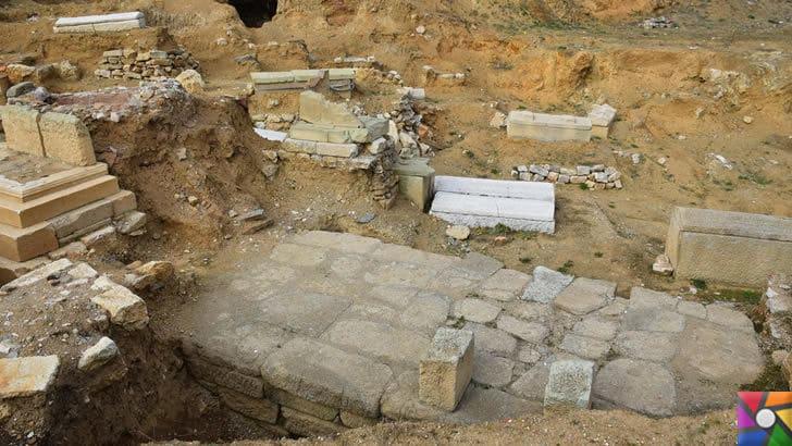 Arkeoloji'de kullanılan terimler nelerdir? Arkeoloji Sözlüğü | Nekropol Fotoğrafı