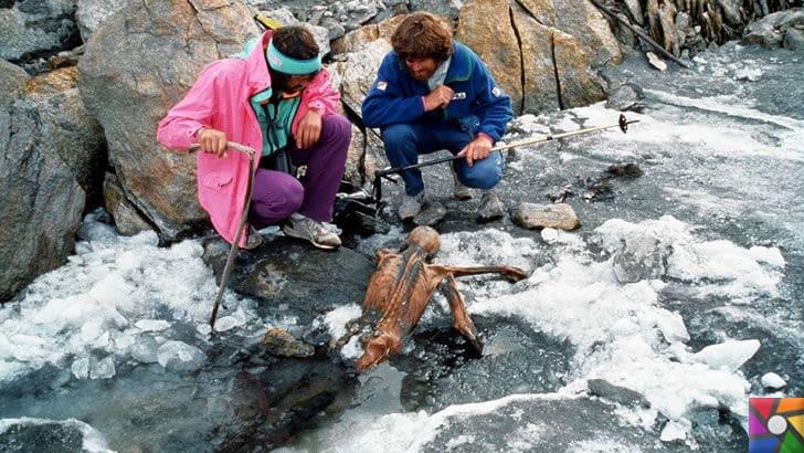 Dünyanın ilk faili meçhul cinayeti 5300 yıl önce işlenmiş! | Ötzi'yi bulan turistler