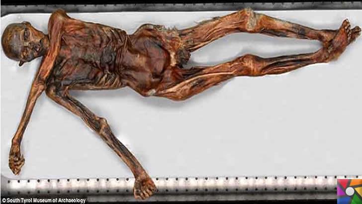 Dünyanın ilk faili meçhul cinayeti 5300 yıl önce işlenmiş! | Ötzi Mumyası