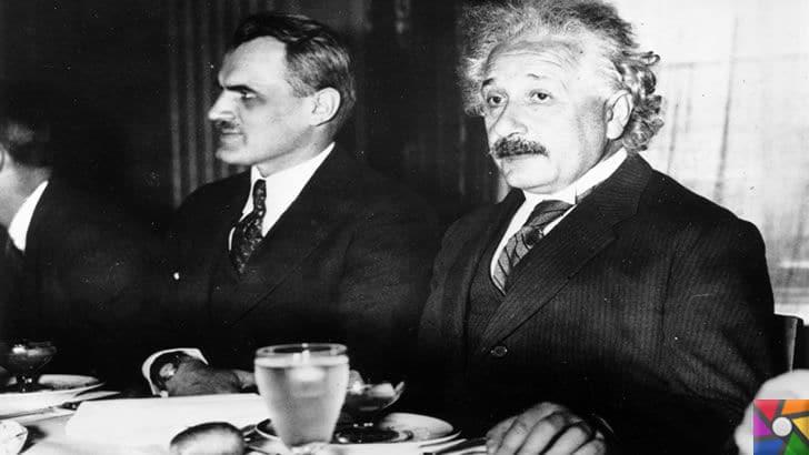 Einstein'ın sıra dışı alışkanlıklarını biliyor muydunuz? |Yemek yerken suyunu eksik etmezdi