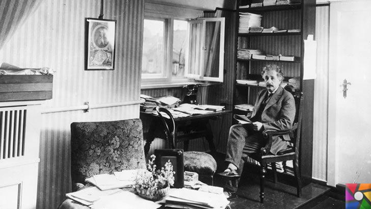 Einstein'ın sıra dışı alışkanlıklarını biliyor muydunuz? |Çorap ayakkabı ile hiç giymezdi
