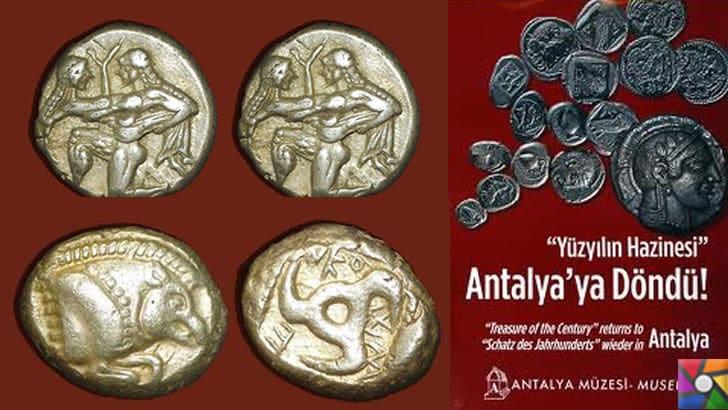 Kaçırılan Asrın definesi Elmalı Hazinesi Nasıl bulundu? Nasıl kaçırıldı? |Elmalı Hazinesi artık Antalya'da