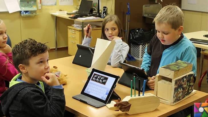 Finlandiya'da değişen Eğitim Sistemi Türkiye'ye örnek olabilir mi? | Finlandiya'da Teknolojinin ağırlığı eğitimlerde artmakta
