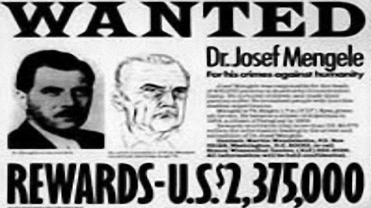 Hitlerin Ölüm Meleği Josef Mengele Kimdir? Hayatı ve Ölümcül Deneyleri | Buluna ödül verilecekti