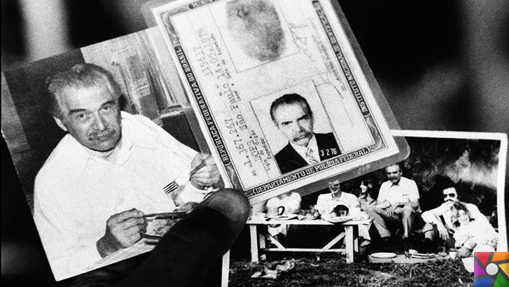Hitlerin Ölüm Meleği Josef Mengele Kimdir? Hayatı ve Ölümcül Deneyleri | Ölmeden önce son fotoğrafı