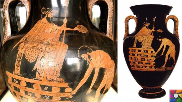Karun Hazinesi Soygunu ve Hikayesi nedir? Karun Hazineleri Nerede? | Hazineden çıkan bir vazonun üstünde Kral figürü var