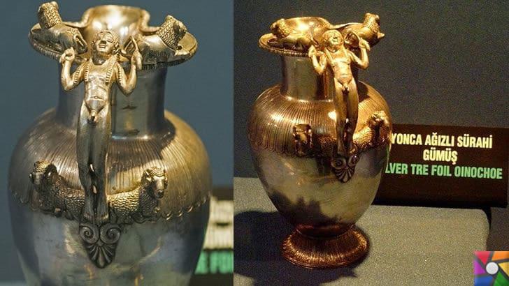 Karun Hazinesi Soygunu ve Hikayesi nedir? Karun Hazineleri Nerede? | Uşak Arkeoloji Müzesinde Karun Hazinesi Yanca Ağızlı Sürahi