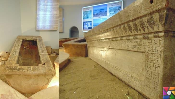 Lahit nedir? Lahit Mezar Nedir? Lahitlerin yapılışı ve Lahit türleri nelerdir? | Klazomenai Lahitleri