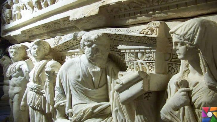 Sidamara Lahdi Tarihçesi ve Özellikleri nelerdir? Nerede? Nasıl gidilir? | Sidamara Lahdi Ön Yüzü
