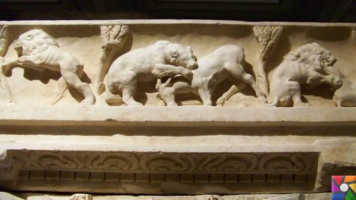 Sidamara Lahdi Tarihçesi ve Özellikleri nelerdir? Nerede? Nasıl gidilir? | Sidamara Lahdi Üst Kısımları