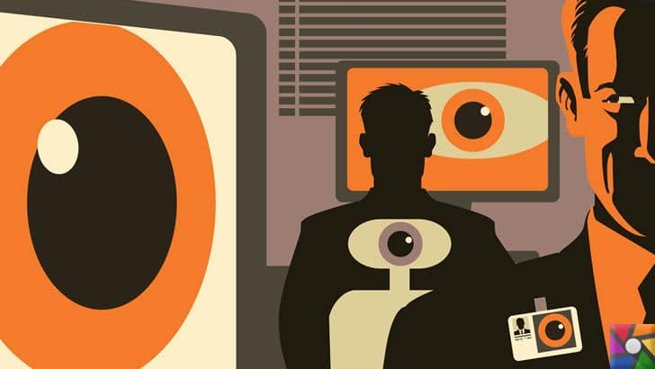 Şirket çalışanları neden gözetleniyor? Gözetlemek yasal mı? |Akıllı kimlik kartları ile iş yeri performans raporu