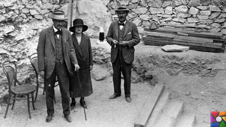 Tutankhamun'un Laneti ve Mumyaların gizli DNA kodları | Lord Carnarvon ve Howard Carter