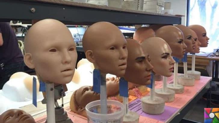 Yapay zeka ilk defa cinsel ürünler sektöründe kullanıldı! | Harmony yeni yüzler hazırlanması uzun sürüyor