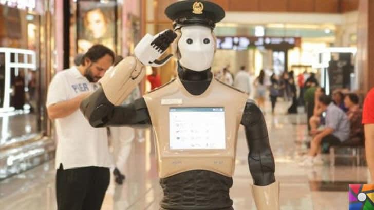 Yapay zeka ilk defa cinsel ürünler sektöründe kullanıldı! |Dubai'deki ilk robot polis