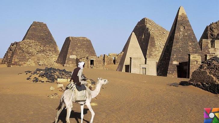 Afrika tarihinin en güçlü Kush Krallığını biliyor musunuz? | Kush Medeniyeti Sudan'da