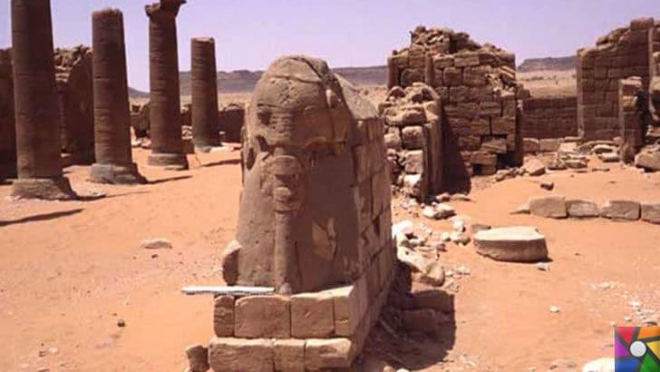 Afrika tarihinin en güçlü Kush Krallığını biliyor musunuz? | Kush Medeniyeti Kalıntıları