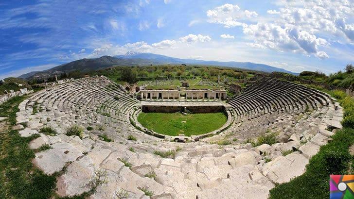 Afrodisias Antik Kenti nerede? Tarihçesi ve Kalıntıları nelerdir? | Stadyum