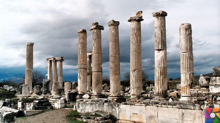 Afrodisias Antik Kenti nerede? Tarihçesi ve Kalıntıları nelerdir? | Aphrodite Tapınağı