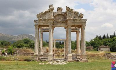 Afrodisias (Aphrodisias) Antik Kenti nerede? Tarihçesi ve Kalıntıları