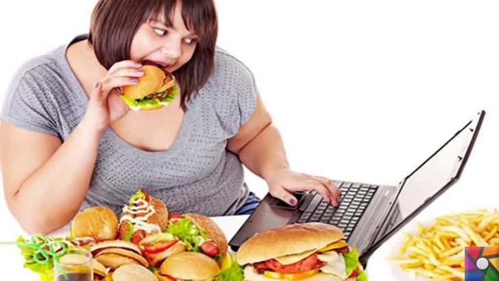 Zayıflamak isteyenler bitmeyen açlık duygusunu mantıkla yenebilir mi? | Yemek yerken Bilgisayar yada Tv izlemeyin