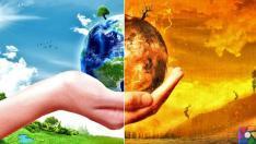 Dünyayı kasıp kavuran sıcaklıkların nedeni Küresel Isınma!