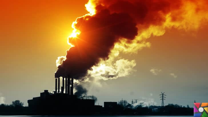 Dünyayı kasıp kavuran sıcaklıkların nedeni Küresel Isınma! | Küresel ısınma karbon salınımı ile tetikleniyor. Termik Santraller bu konuda etken.
