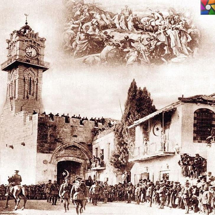 Osmanlı Devleti Kudüs'ü neden savaşmayarak İngilizlere teslim etti? | General Allenby'nin Kudüs'e girişi