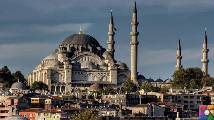 Roma ve Bizans döneminden kalan Surlar halen nasıl ayakta? Sırrı nedir? | Süleymaniye Camii