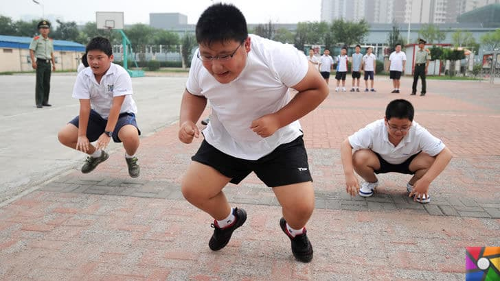 Yürüme ile obezite engellenir mi? Ülkelerin yürüme ve obezlik sıralaması | Çin'in Obez çoçuklar sayısı gittikçe artıyor