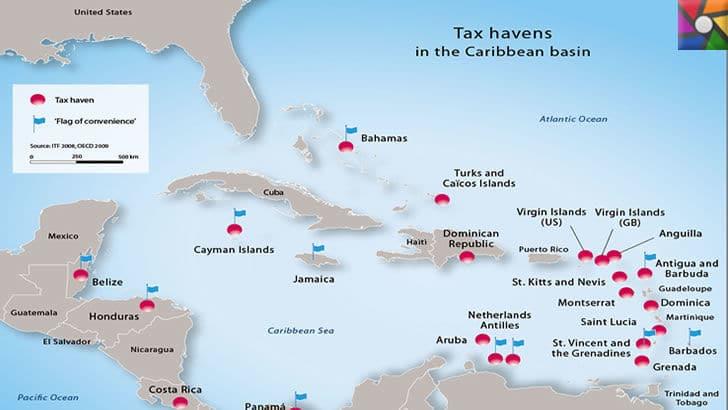 Büyük şirketler Vergi kaçırmak için hangi yasal yolları kullanıyor? | Vergi cenneti ülkeler