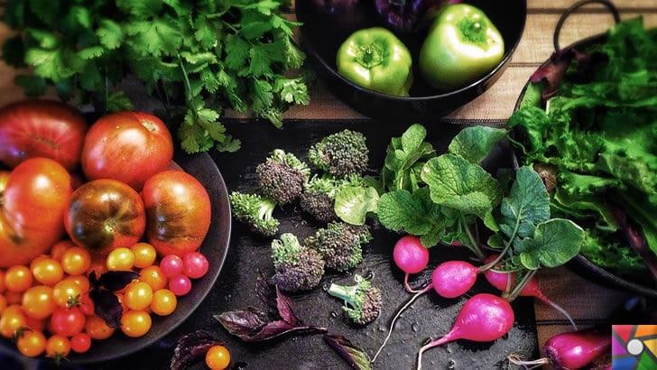Sağlıklı beslenme nedir? Sağlıklı beslenmenin 12 altın kuralı | Mevsiminde taze sebze ve meyve tüketin