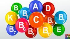 Vitamin Nedir? Vitamin grupları nelerdir? Kaç çeşit vitamin var?