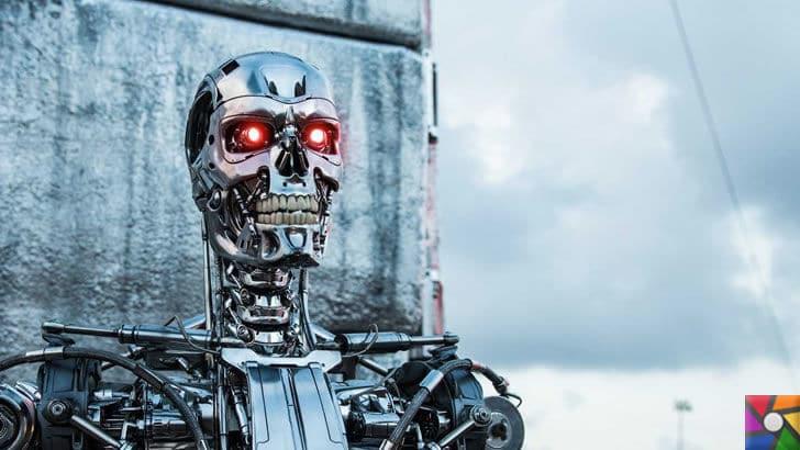 Yapay zeka ve katil robotlar insanlığın sonunu mu getirecek? | Terminatör
