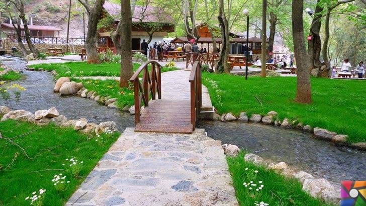 Adana'da gezilecek Milli Parklar ve Tabiat Parkları nelerdir? | Dağılcak Orman içi mesire özel tesisi