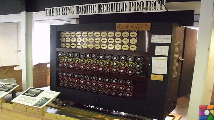 Alan Turing kimdir? Alan Turing'in Hayatı, Biyografisi ve İcatları | Günümüzde yeniden çalıştırılır hale gelmiş Turing Bombe Makinesi