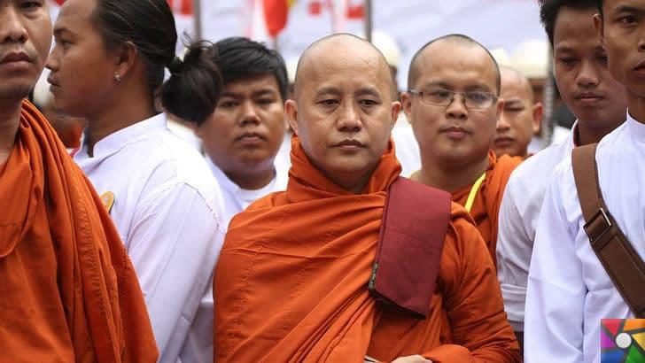 Budistler neden Sri Lanka ve Myanmar'da Müslümanları katlediyor? | Budist rahip Aşin Wirathu