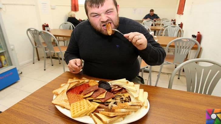 Fazla yemek neden zararlıdır? Tokluk neden hastalık yapar? | Aşırı yada fazla yemek hastalıkların sebebidir
