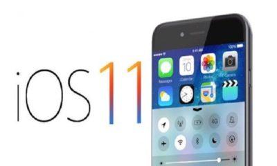 iOS 11 ve Güncellemeyi Alacak Olan Cihazlar!