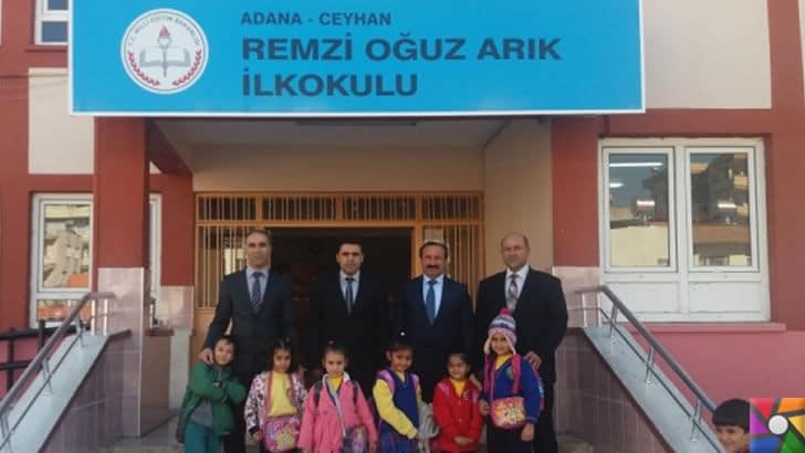 Remzi Oğuz Arık kimdir? Remzi Oğuz Arık'ın Hayatı ve Biyografisi | Adana Ceyhan'da bir okula adı verildi
